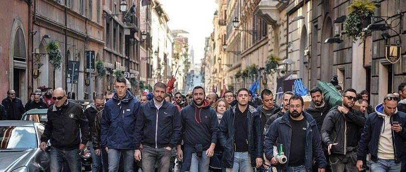 Florenz: Bombenterror gegen CasaPound