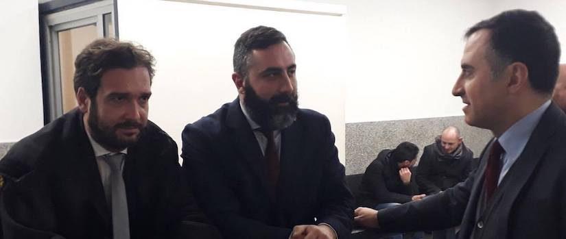 Politischer Prozess gegen CasaPound Italia
