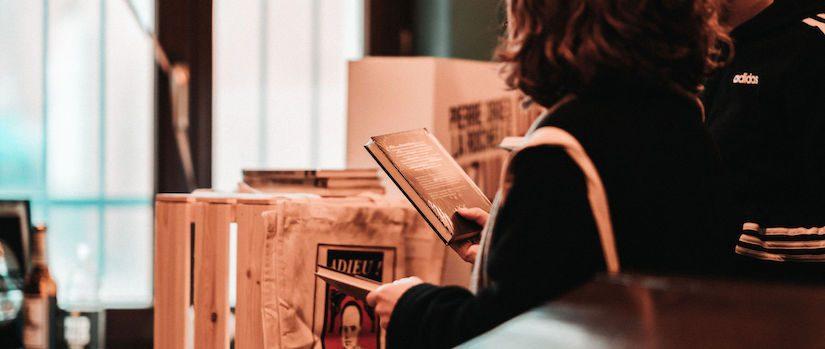 Frankfurter Buchmesse: Wir sind dabei!