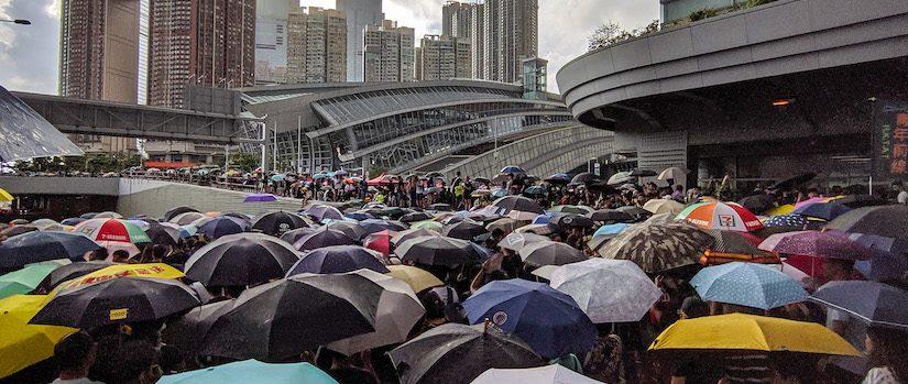 Hongkong-Proteste (1): eine Einführung