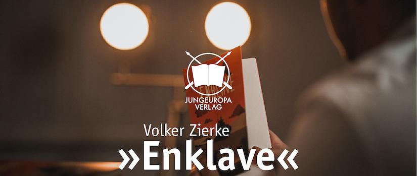 Von rechts gelesen – Sendung 11 – »Enklave« – oder: Der »ewige Kampf« der Jugend – Im Gespräch mit Volker Zierke